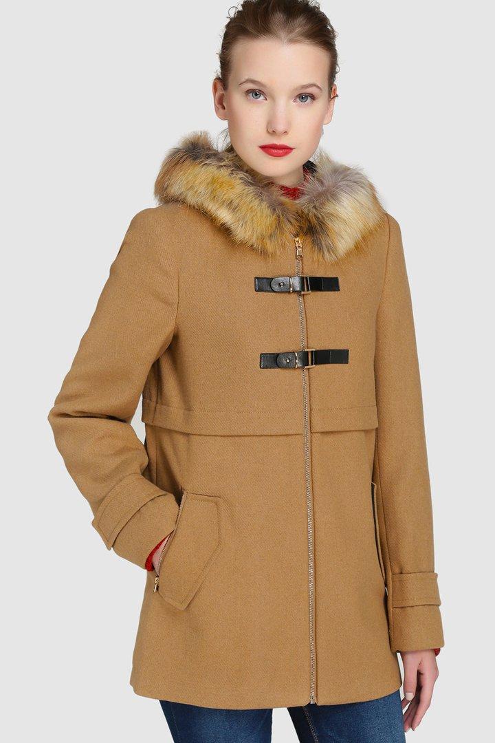 abrigos de invierno 2017, el corte inglés, trenka de easy wear