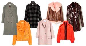 100 abrigos y chaquetas para O/I 17