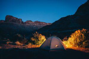 La acampada perfecta
