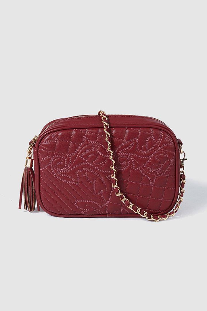 accesorios de invierno bolso bandolera de El Corte Inglés