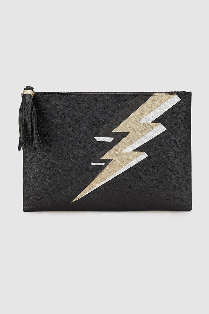 accesorios de invierno bolso sobre con rayo de El Corte Inglés