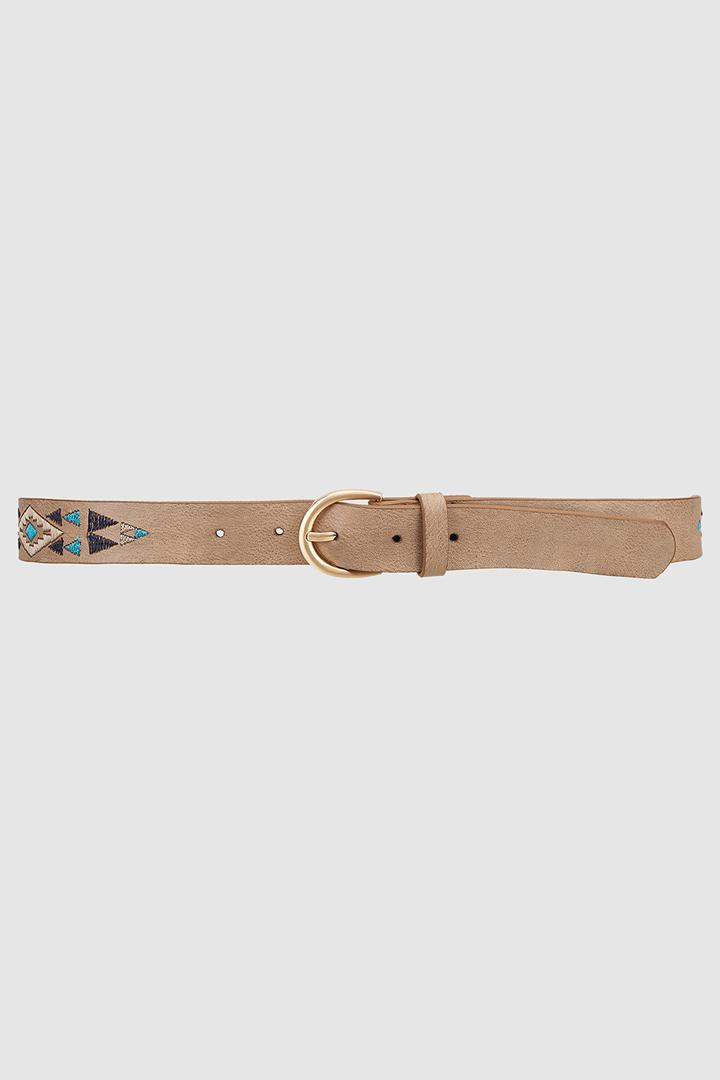 accesorios de invierno cinturón de El Corte Inglés