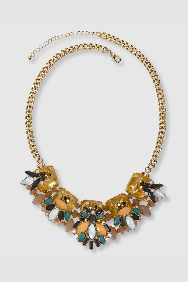 accesorios de invierno collar de El Corte Inglés