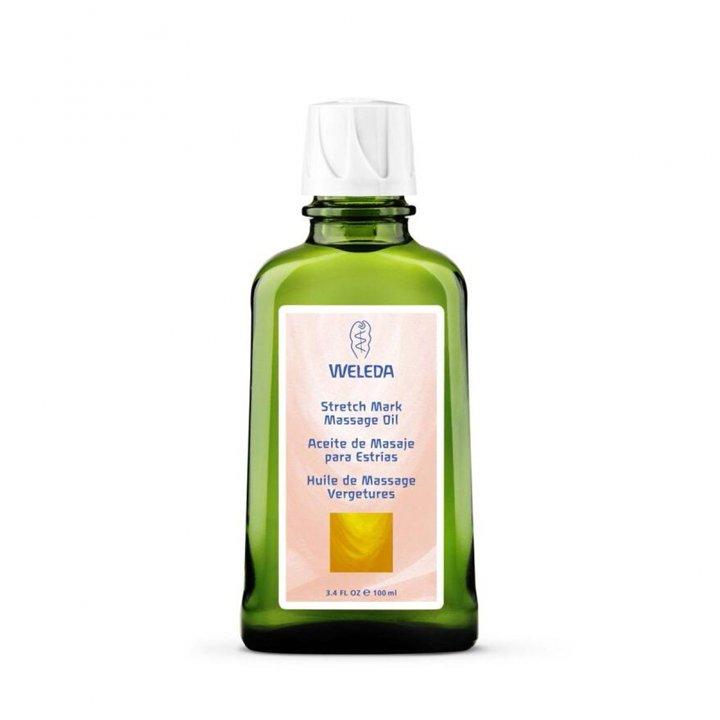 Aceite Masaje Estrías de Weleda: productos cosmética natural