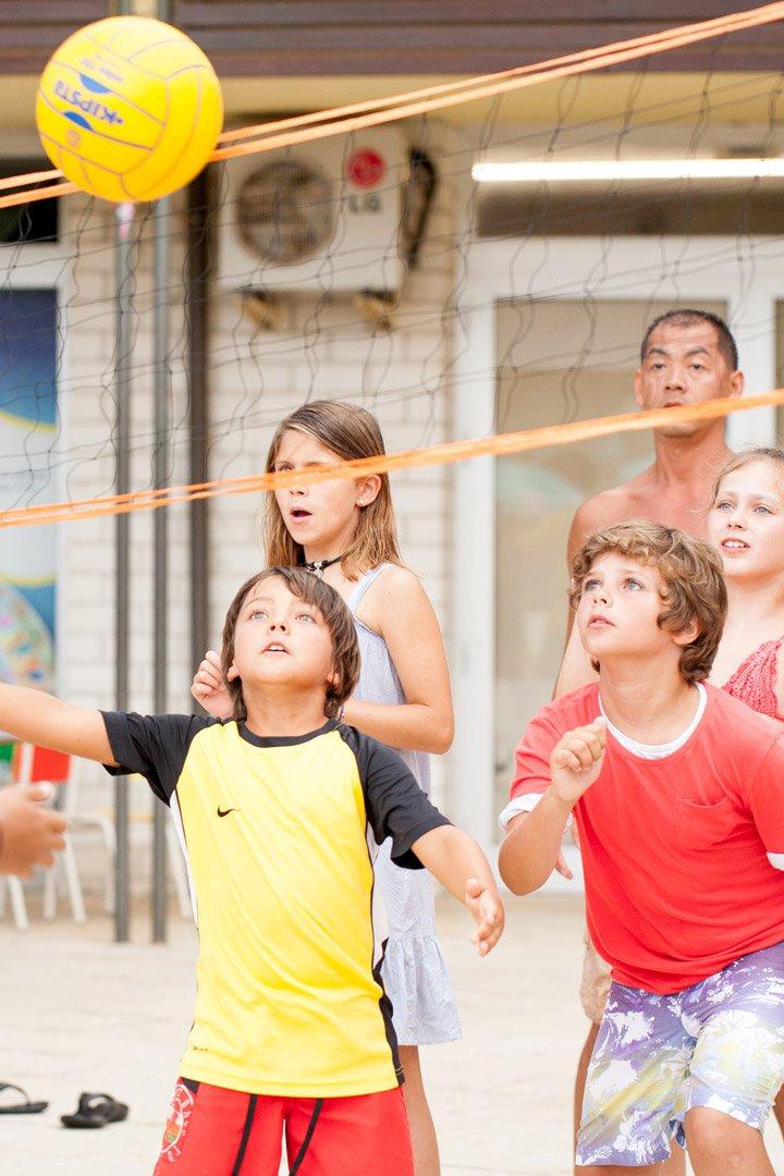 actividades extraescolares volley
