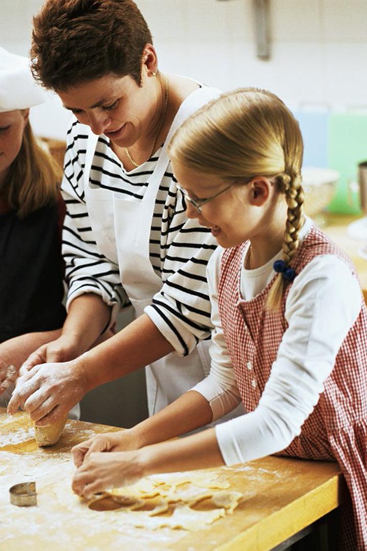 actividades extraescolares cocina
