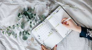Agenda de febrero