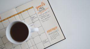 Agenda de noviembre