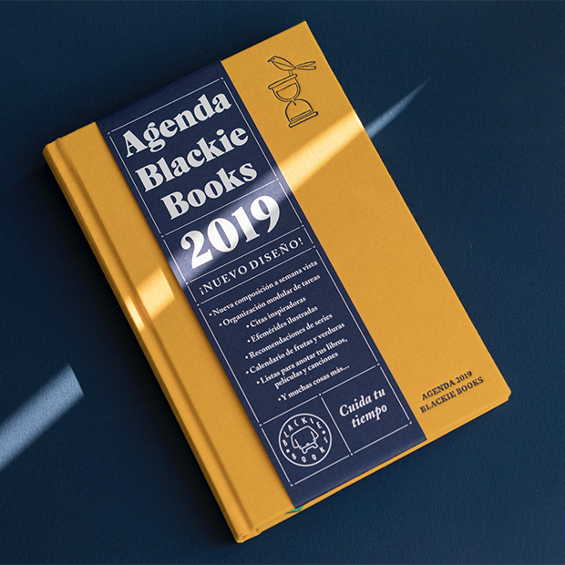 Agendas 2019: Blackie Books