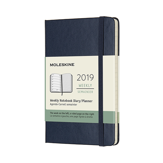 Agenda 2019 de Moleskine