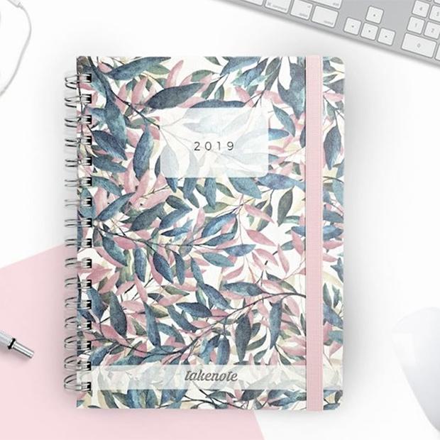 Agenda 2019 de Takenote