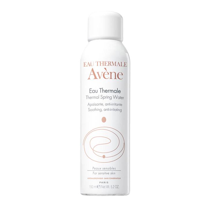 Agua Termal de Avène: cosméticos más icónicos