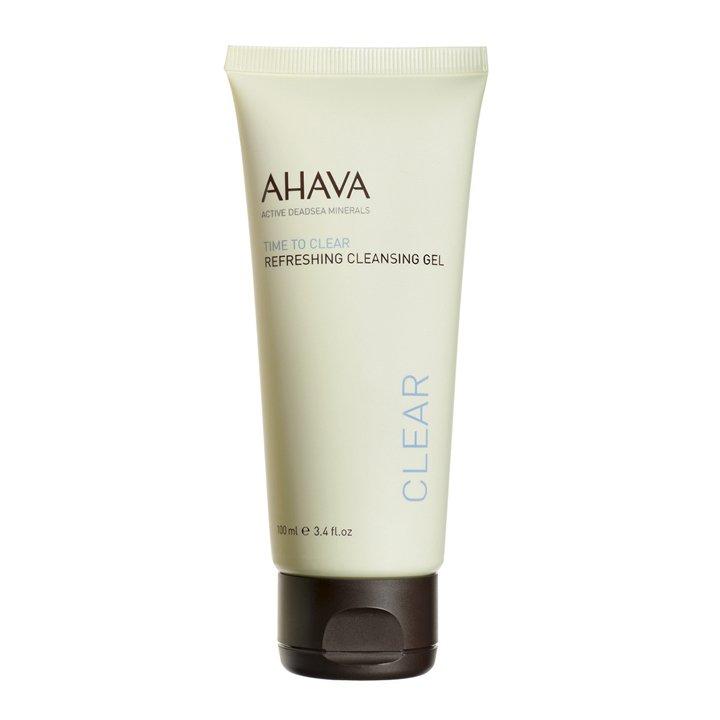 Gel Limpiador Refrescante de Ahava: productos belleza menos de 30
