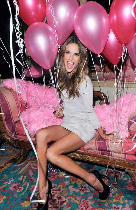 Happy Birthday Alessandra!