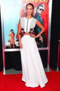 Los mejores looks de Alicia Vikander