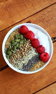 Qué tienes que comer para  tener más energía