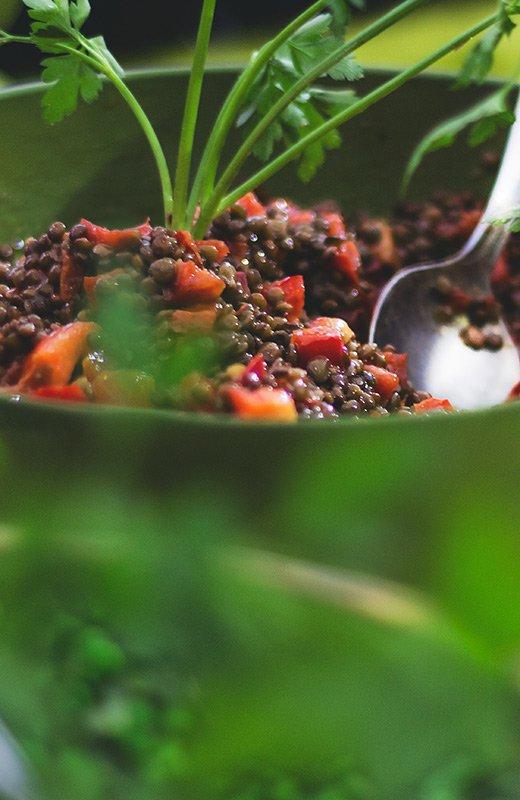 alimentos antiedad lentejas