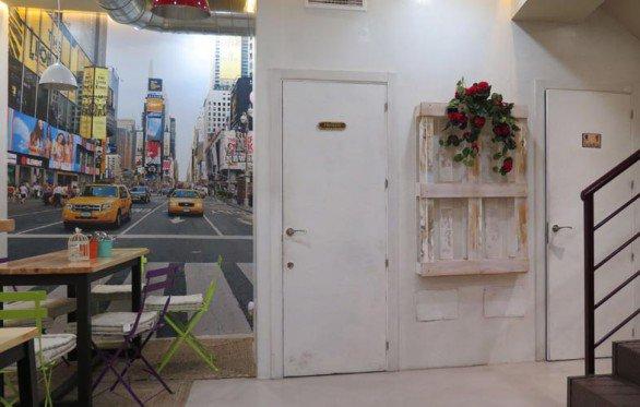 Restaurante Alma Food Madrid
