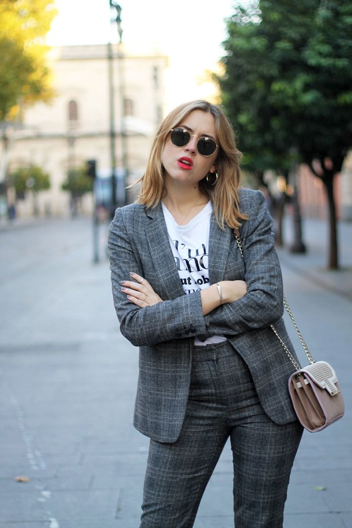 Toksblog con total look de Tintoretto