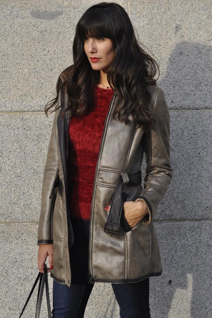 Ana Albadalejo con total look de Fórmula Joven