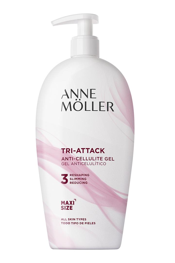 Anne Moller: mejores productos anticelulíticos