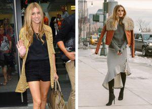 Así fueron sus primeros posts, el antes y después de las bloggers