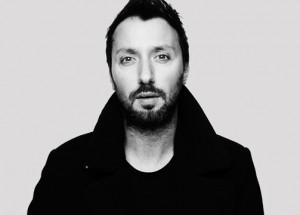 Anthony Vaccarello, nuevo director creativo de Saint Laurent