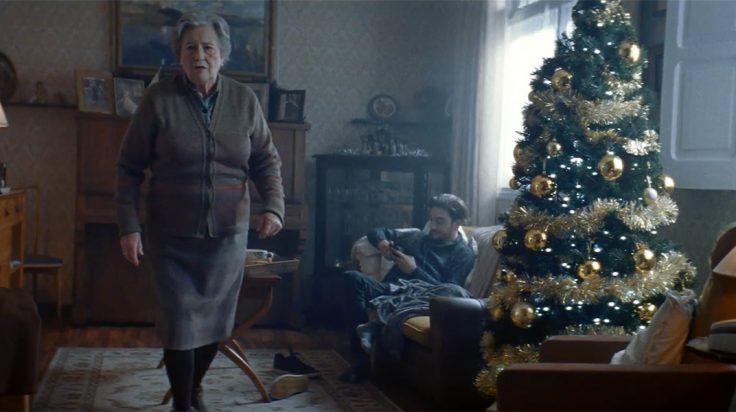 Anuncio de Loteria de Navidad 2016
