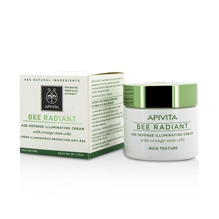 Apivita: Cremas antiarrugas mejores que botox