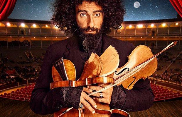 Aran Malician ofrecerá varios conciertos en España