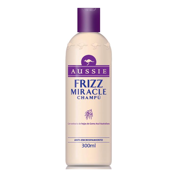 Champú Frizz Miracle de Aussie: productos cabello frío