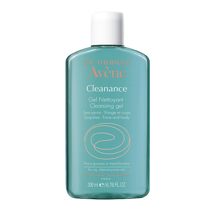 Gel Limpiador Cleanance de Avène: imprescindibles rutina belleza