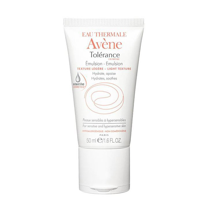 Tolerance Extreme Emulsión de Avene: productos beauty otoño