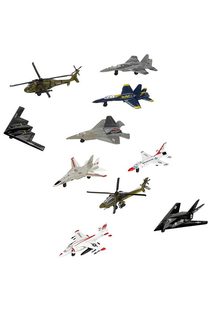 aviones de combate rollrun en el corte inglés