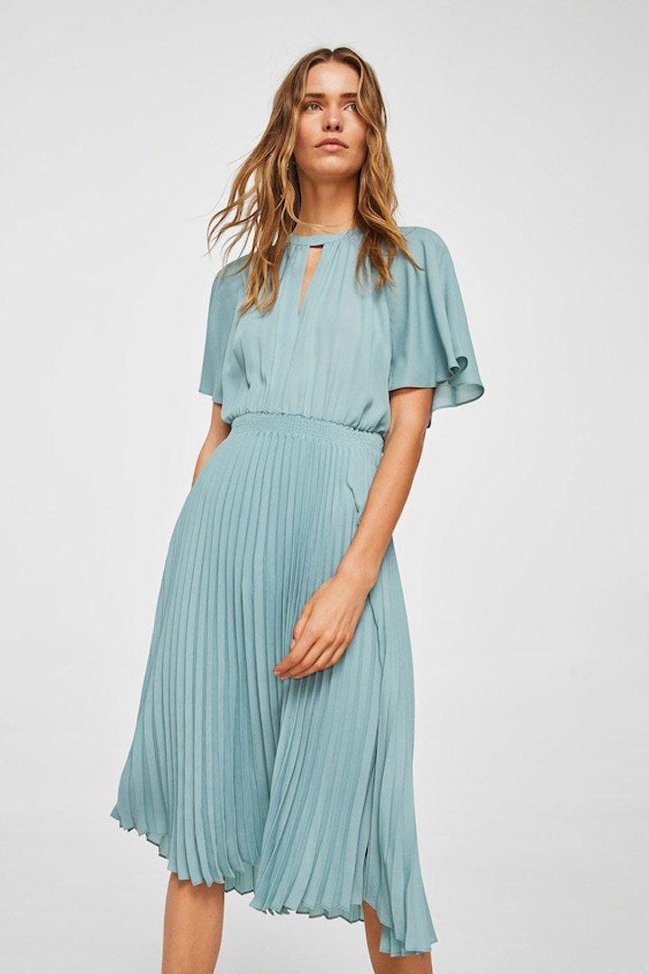 vanguardia de los tiempos imágenes detalladas estilos de moda 60 vestidos de invitada para verano - StyleLovely