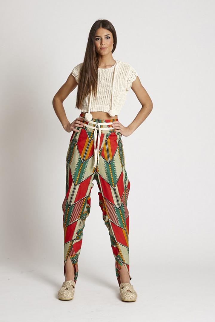 Pantalones baggy de Zaitegui