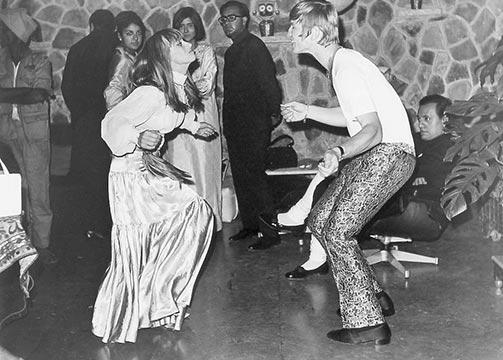 Bailes de boda originales twist