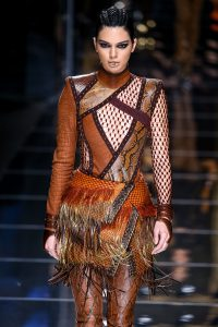 Balmain Paris Fashion Week FW/17-18