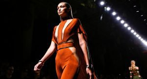 París Fashion Week: Balmain P/V 2017