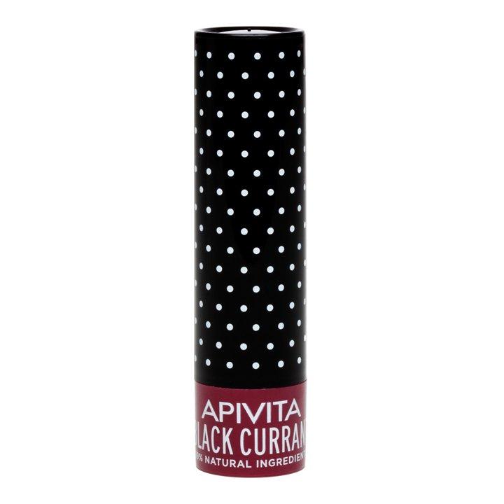 Bálsamo Labial Hidratante Grosella Negra de Apivita: productos cosmética natural
