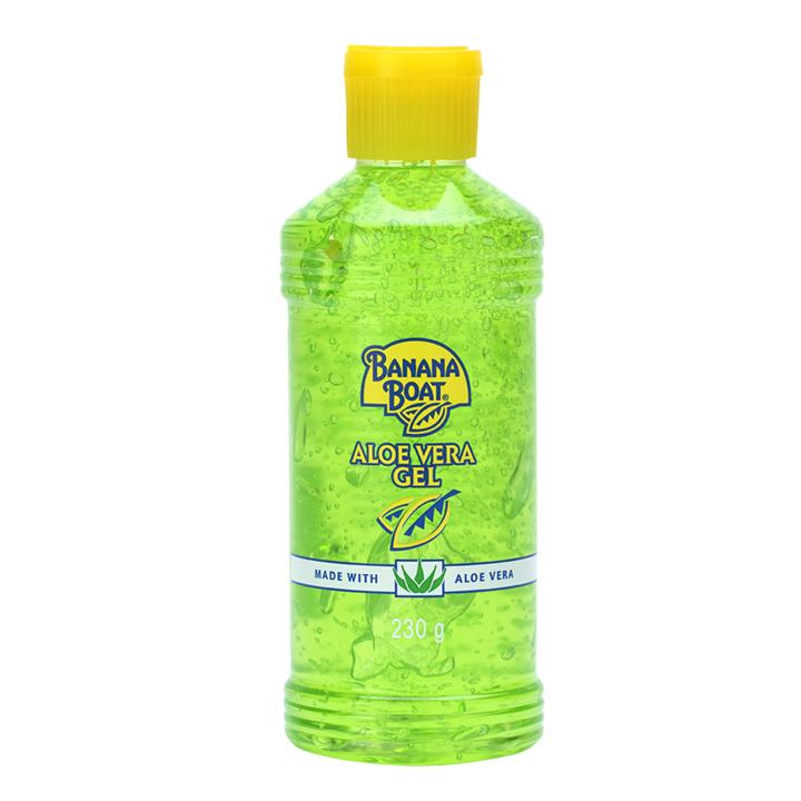 Gel Aftersun de Banana Boat: productos para cuidar la piel