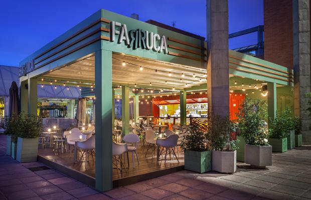 bares y restaurantes con terraza en Madrid. Farruca