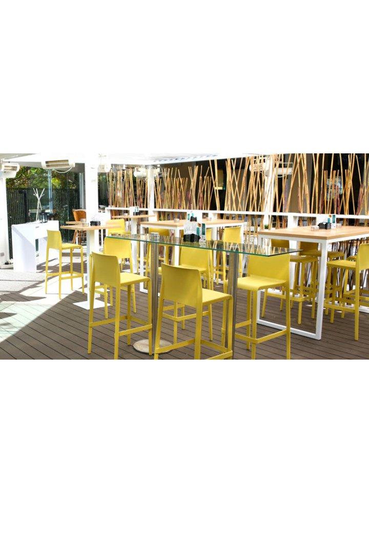 bares y restaurantes con terraza en madrid 90 grados