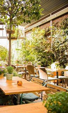 Restaurantes para cenas de navidad for Restaurantes con terraza madrid