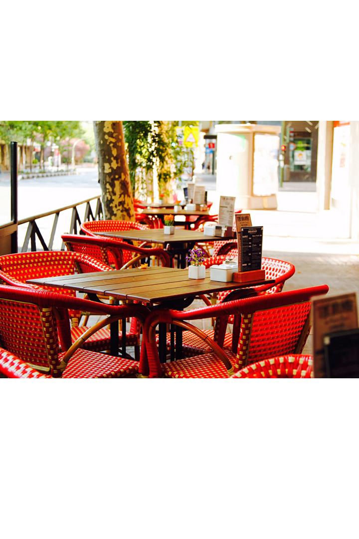 Restaurantes con terraza en madrid bendita locura