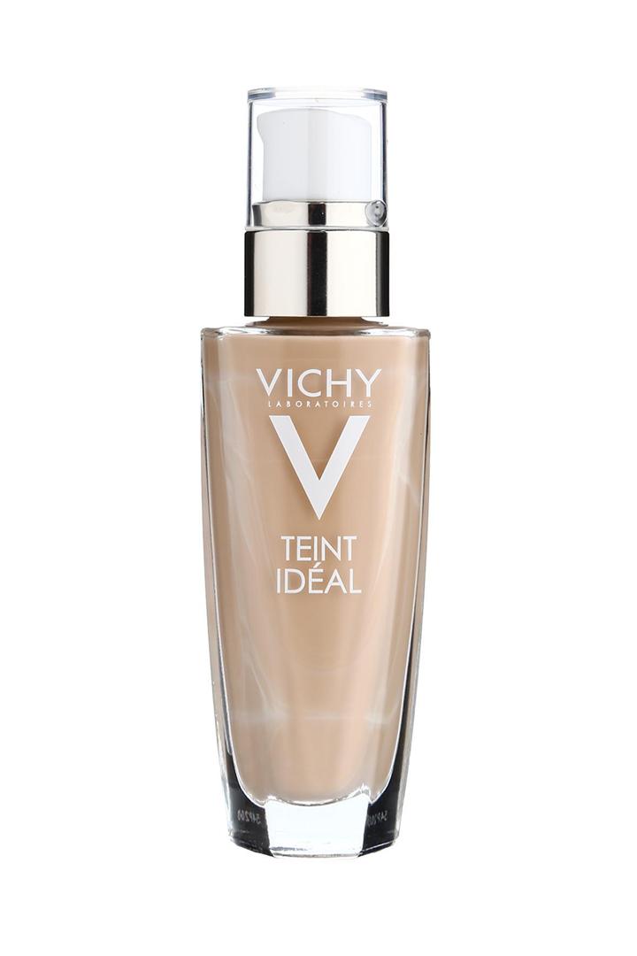 Base de Vichy: Looks beauty Olivia Palermo