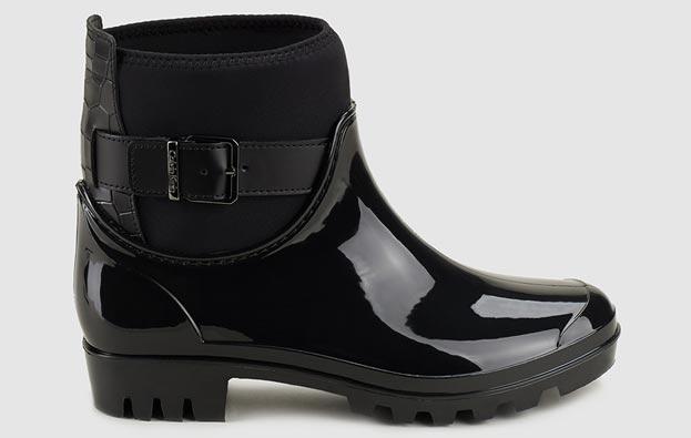 Botas de agua de Calvin Klein