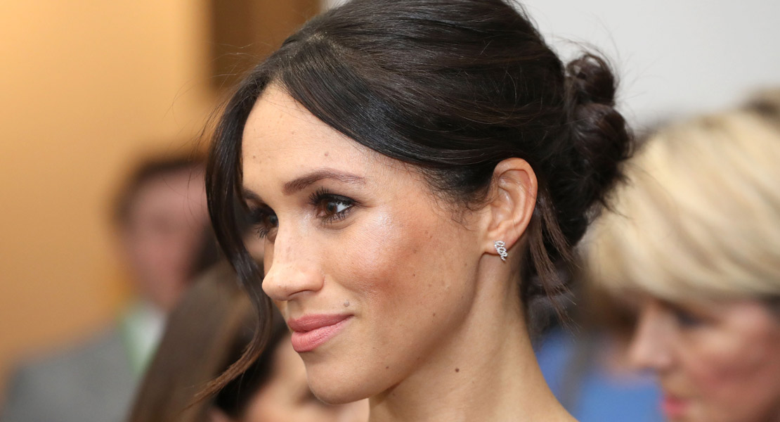 Look Beauty Meghan Markle