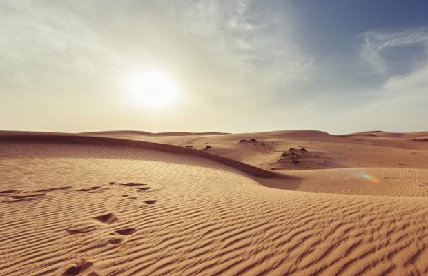Behappy Woman, un viaje por el desierto