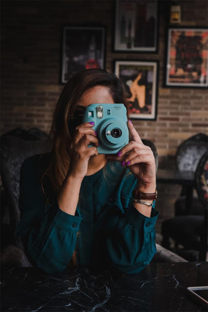 Cámara de fotos de Fujifilm